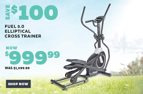 Fuel-5.0-Elliptical-Cross-Trainer