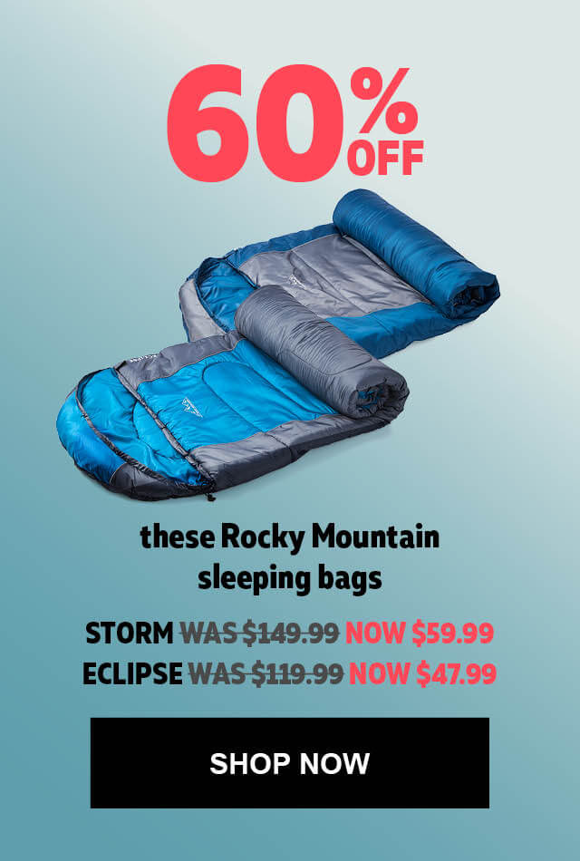 these-rocky-mountain-sleeping-bags