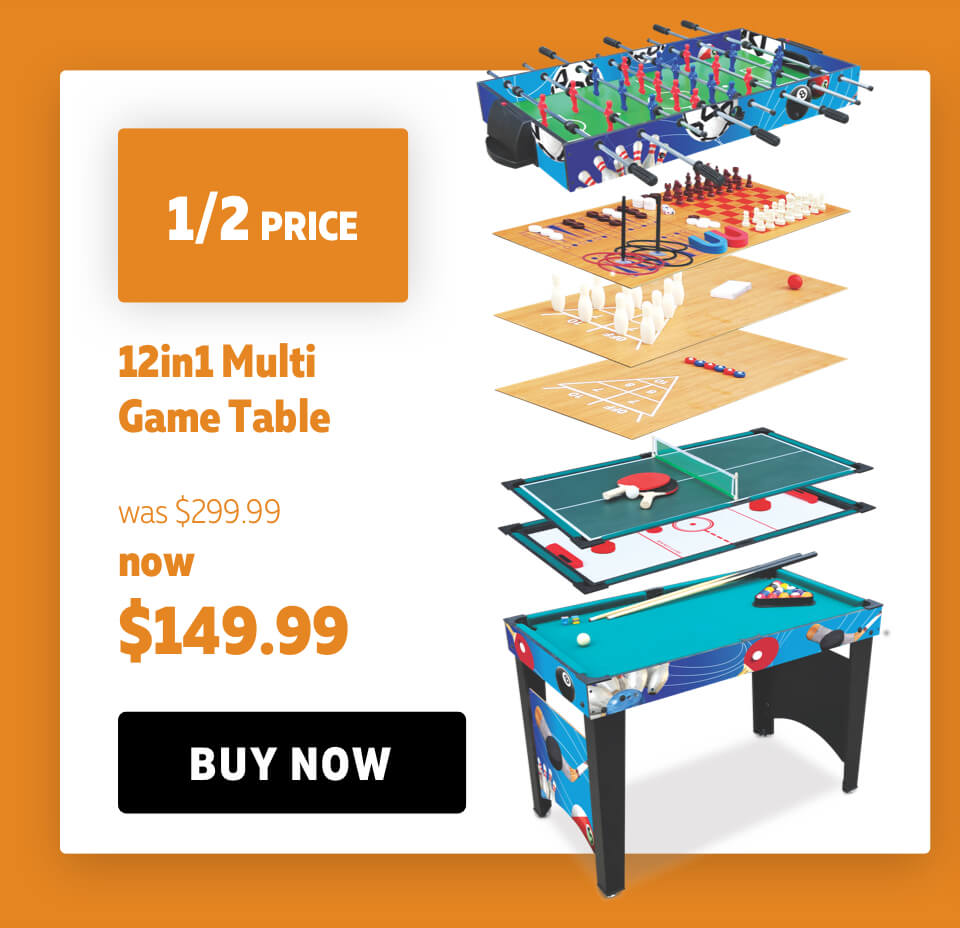 12in1-Multi-Game-Table